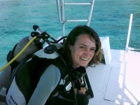 PADI Course Director Christie Ball reviews on ScubaTribe
