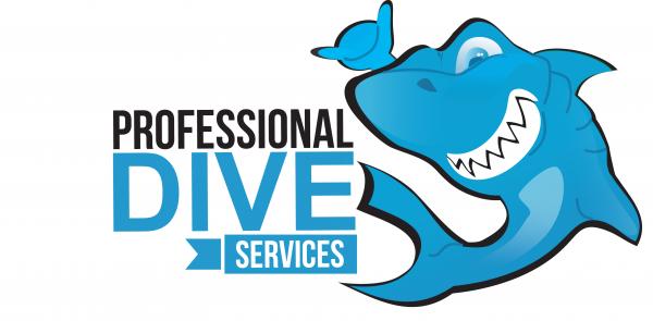 Professional Dive Services logo