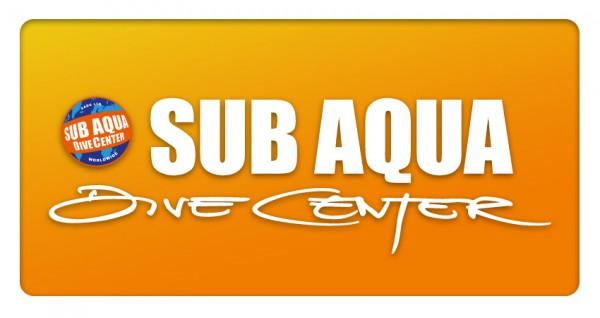 Sub Aqua Dive Center logo