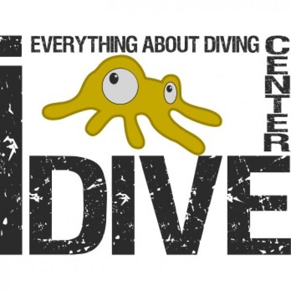 iDIVECENTER logo