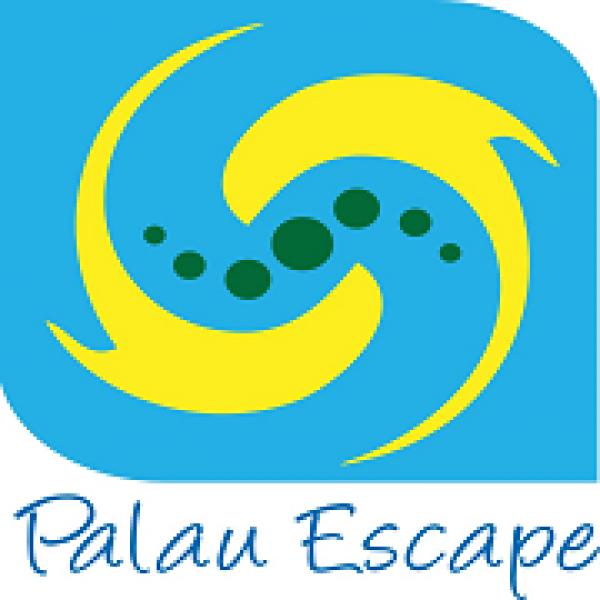 Palau Escape logo