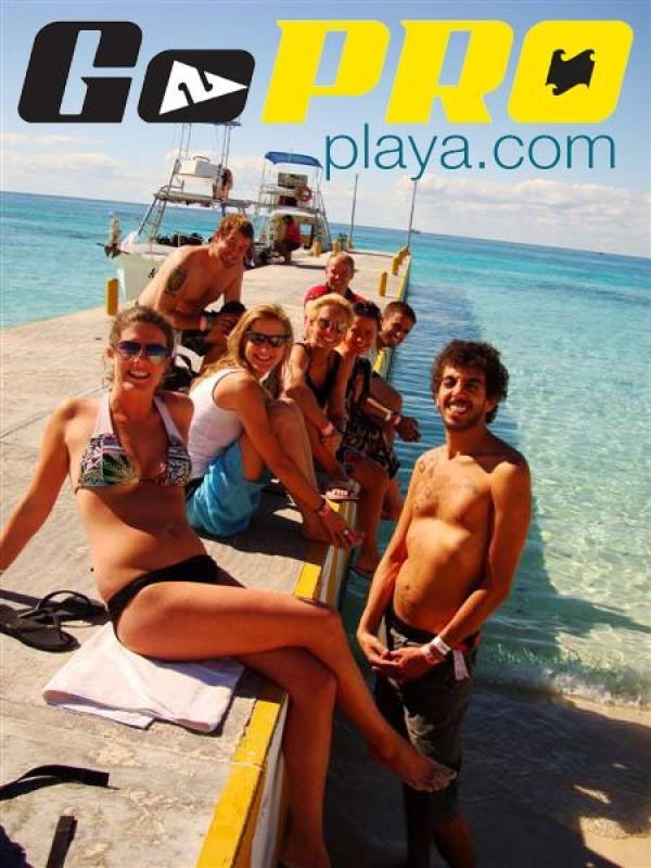 Go PRO Playa logo